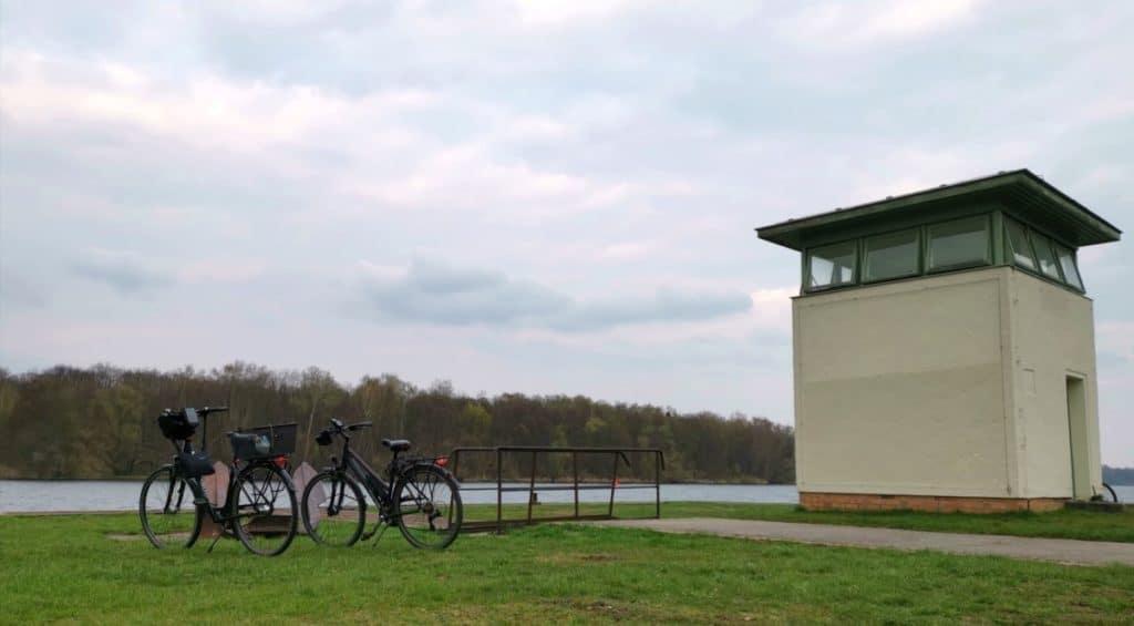 Potsdam Aktivität - Grenzturm am Infopfad