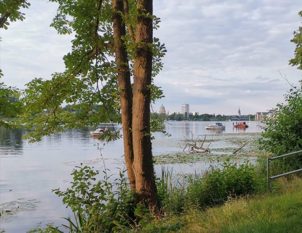 Potsdam Aktivitäten Hermannswerder Boote