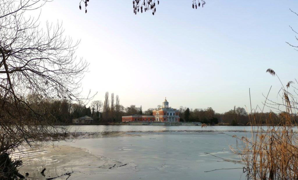 Potsdam entdecken - Marmorpalais