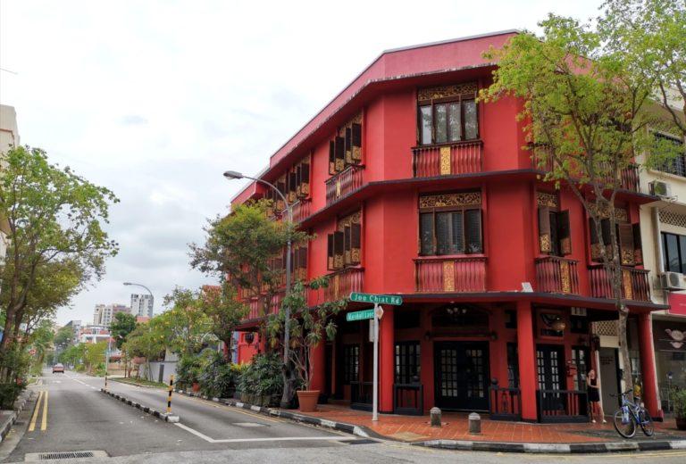 Stopover Singapur Tipps Straße