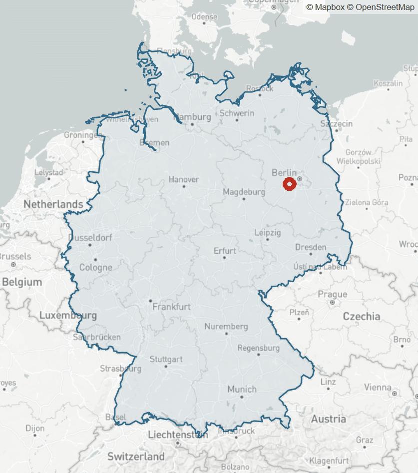 Wo liegt Potsdam Karte Standort erleben