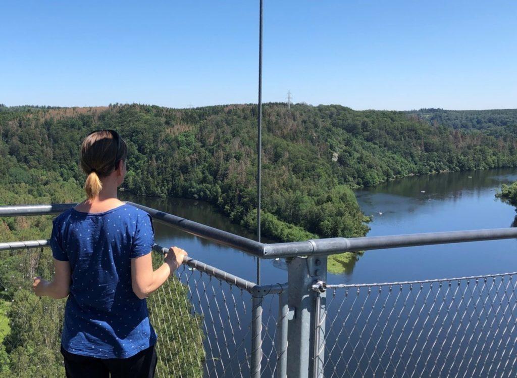 Megazipline Harz Hängebrücke