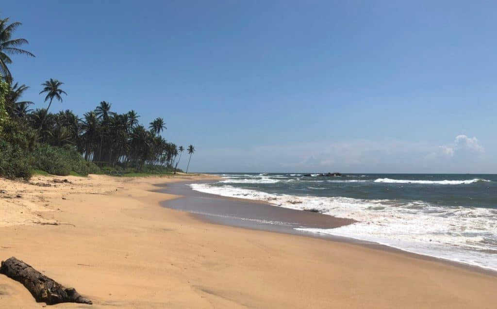 Reisetipps Sri Lanka Strand Sicherheit