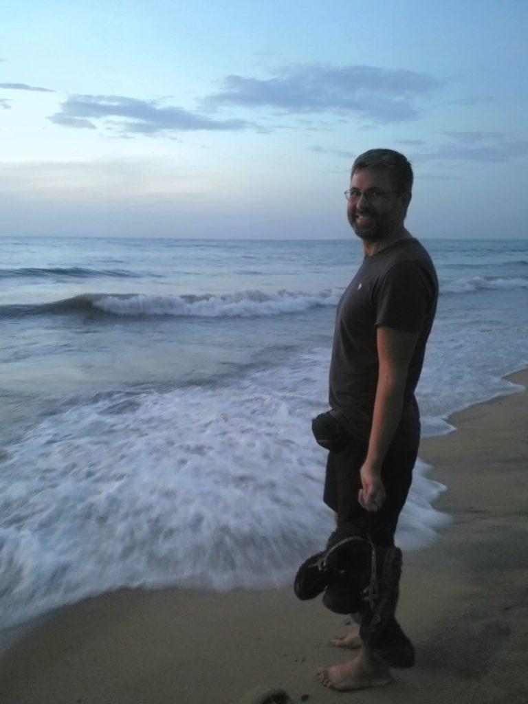 Sri Lanka Reise Tipps letzter Tag am Meer