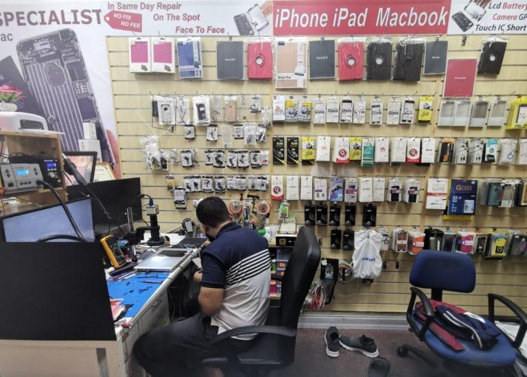 Handyreparatur iPhone Kuala Lumpur
