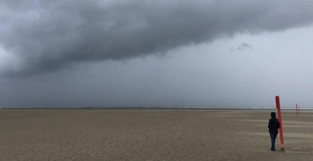 Insel Borkum Wetter Ostfriesland