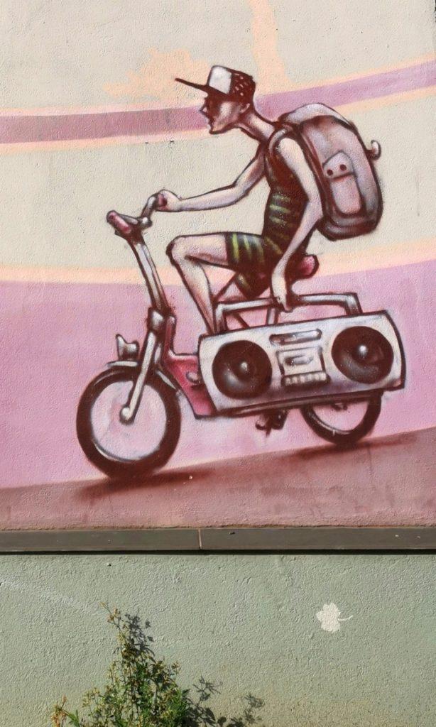 Reise-Podcasts kostenlos hören Fahrrad